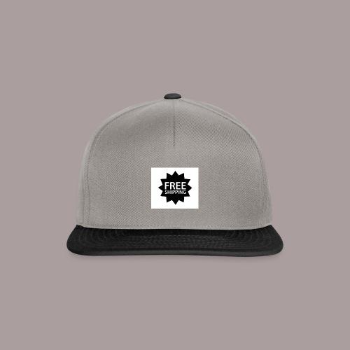 Free Shipping - Snapback Cap