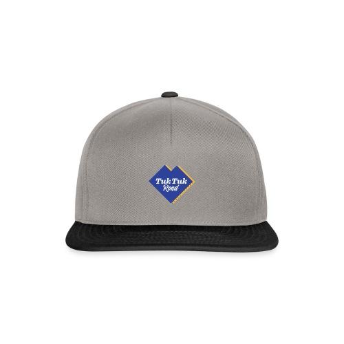 TukTuk Road Blu - Snapback Cap