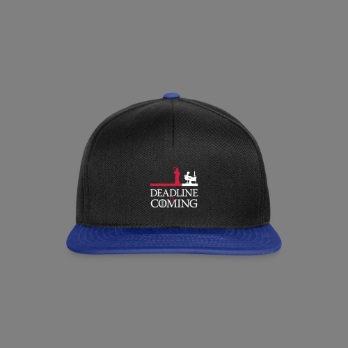 deadline is coming - Snapback Cap