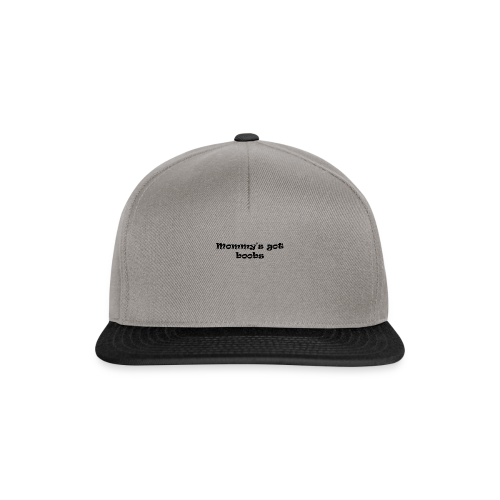 Mommy t-shirt baby - Snapback Cap
