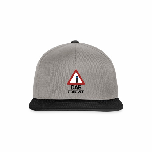 Dab Forever Red - Snapback Cap