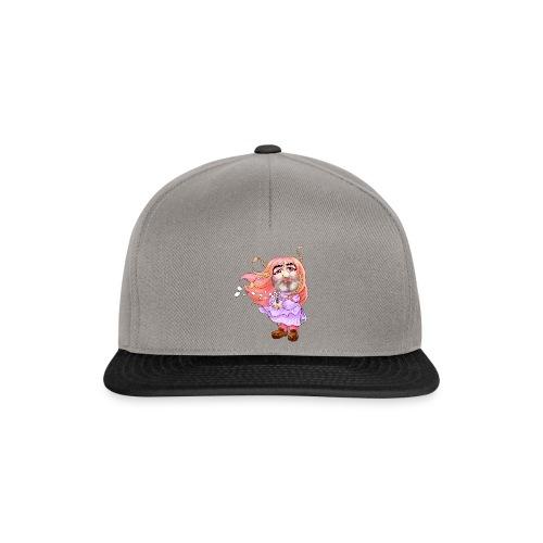 Rosaura - Snapback Cap