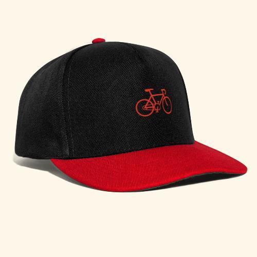 Rennrad, Race-Bike, Fahrrad - Snapback Cap