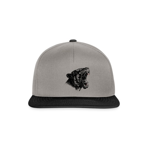 Black panther - Casquette snapback