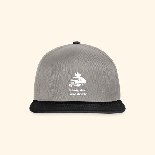 König der Landstrasse - Snapback Cap