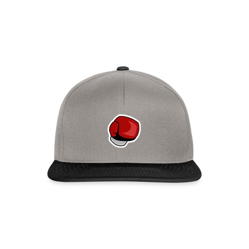 BANGI Punch Logo - Snapback Cap