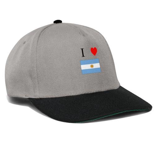 i love argentina - Gorra Snapback