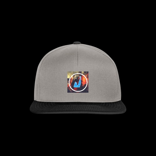 jakubplayss logo merch - Snapback-caps