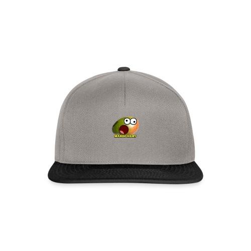 Martimert's Mango Design 3 - Snapback Cap