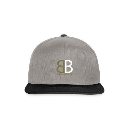 BB-BaloniBrothers Logo - Snapback-caps