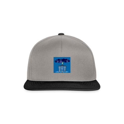 onweer-jpg - Snapback cap
