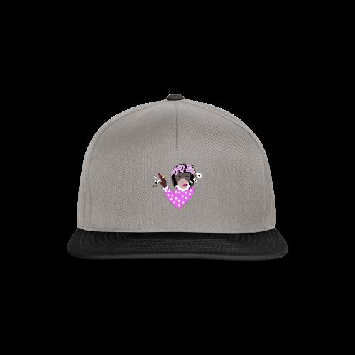 FEMALE MONKEY - Snapback Cap
