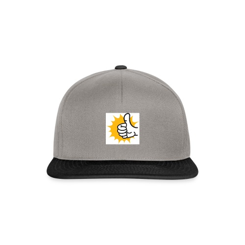 logo-jpg - Snapback Cap