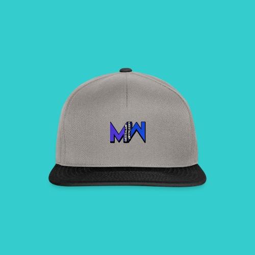 MeestalMip Shirt met lange mouwen - Kids & Babies - Snapback cap