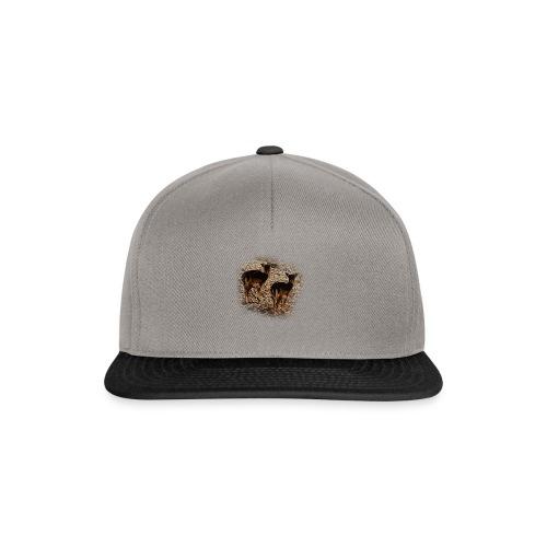 Damwild Gehege - Snapback Cap