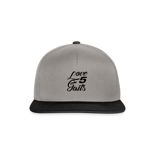 Love 5Gaits - Snapback Cap