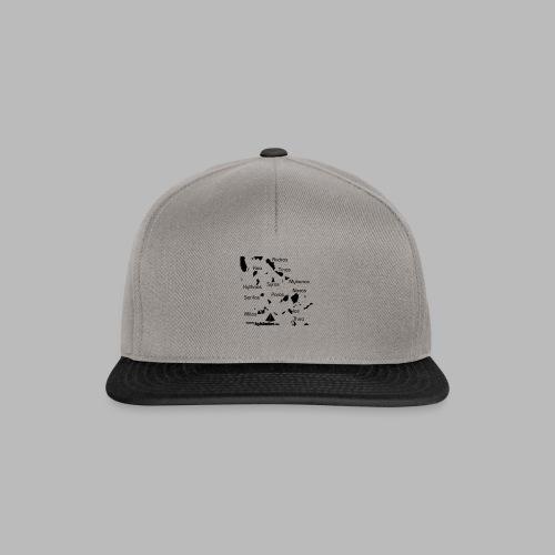 Kykladen Griechenland Crewshirt - Snapback Cap