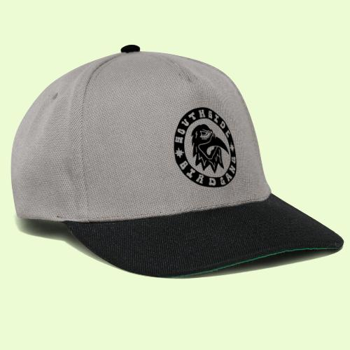 BLACK EAGLE LOGO - Snapback Cap