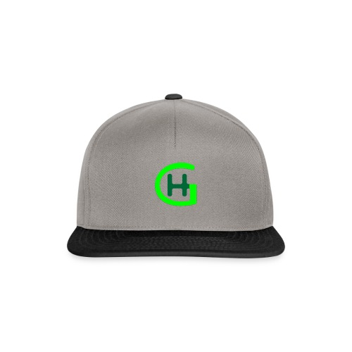 GH Logo - Snapback Cap