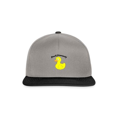 duck yourself #2 - Snapback cap