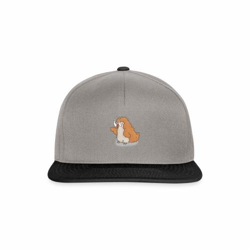 Säbelzahnpinguin - Snapback Cap