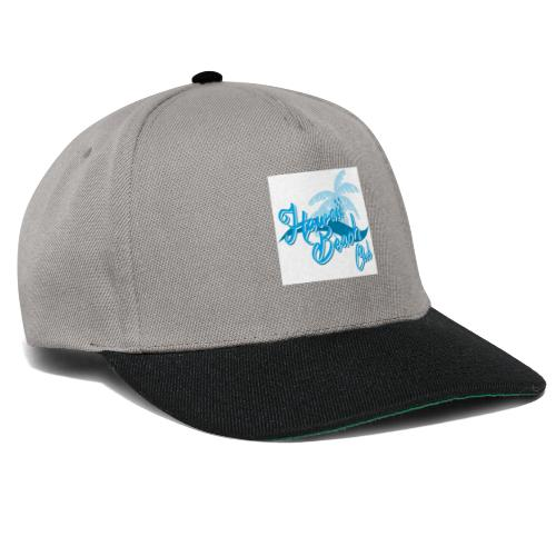 Hawaii Beach Club - Snapback Cap
