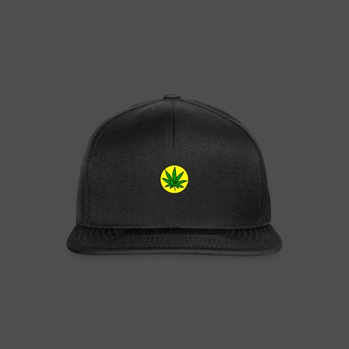 Dayweed_inc_logo - Snapback Cap