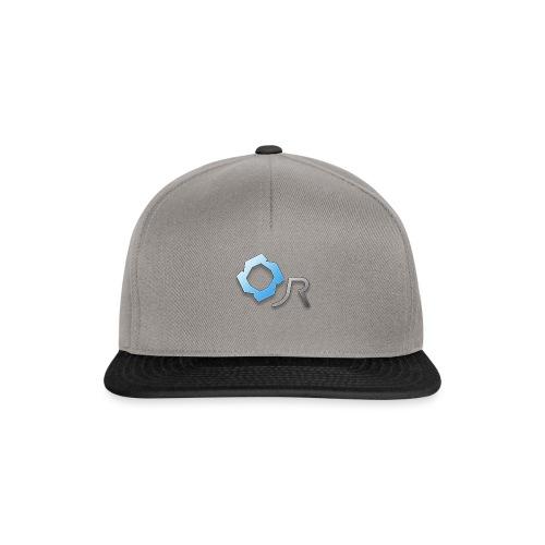 Original JR Logo - Snapback Cap
