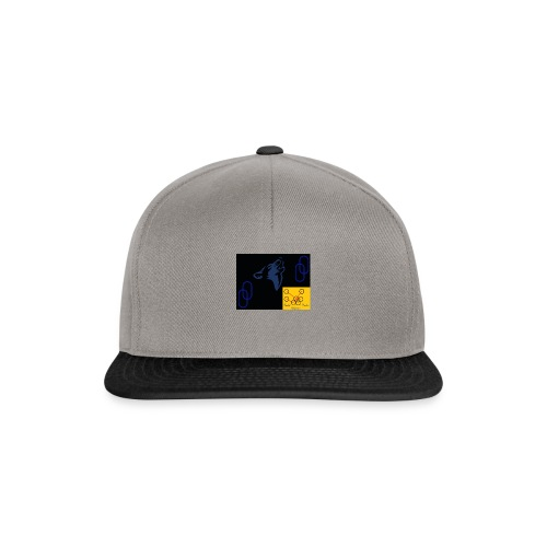 Wolf Logo - Snapback Cap