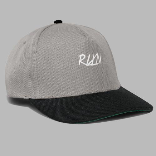 LOGORLXNkleinweiss - Snapback Cap