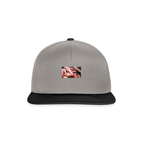 Dead Red Fish - Snapback Cap