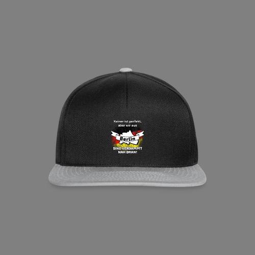 Perfekt Berlin - Snapback Cap