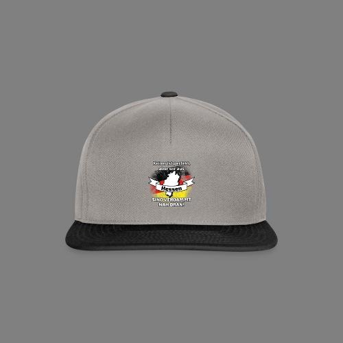 Perfekt Hessen - Snapback Cap