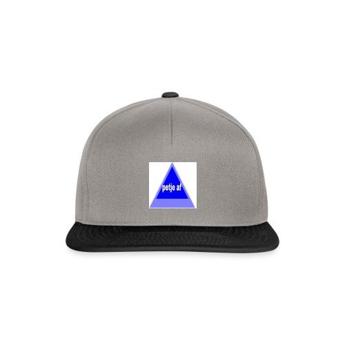 Pet met grap - Snapback cap