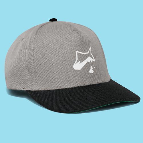 Raccoon Minimal - Snapback Cap