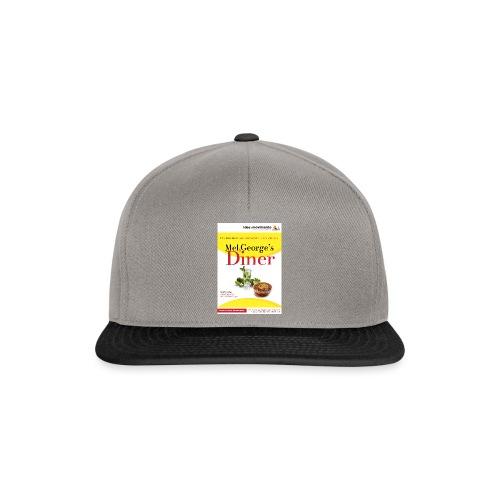 Mel-George-s_diner - Snapback Cap