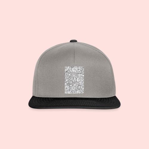 Mandela hoesje - Snapback cap