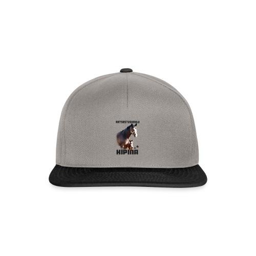 Kipinän selkäpainatus - Snapback Cap