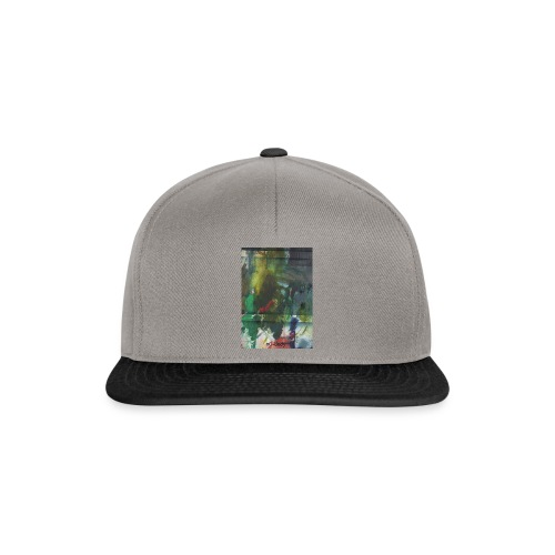 ART ON A CASE- 2 - Snapback cap