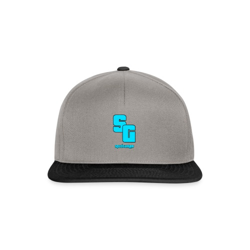 SpudGamer Logo - Snapback Cap