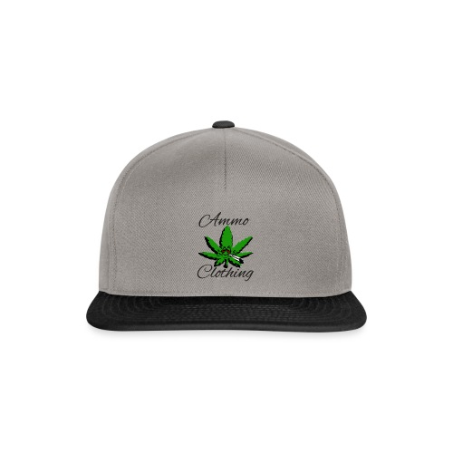 Mr Stoner Summer Wear - Snapback Cap