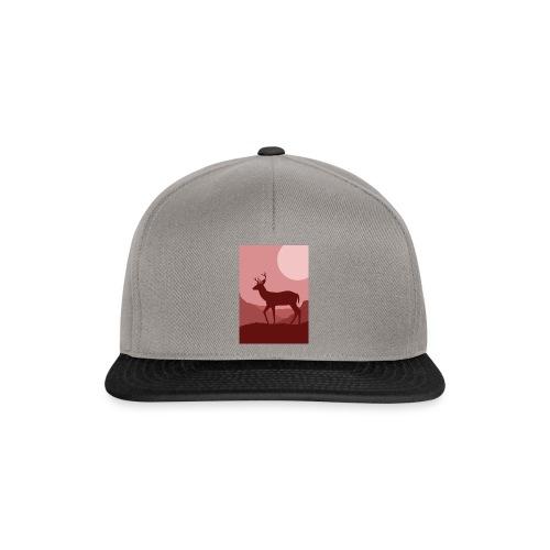 deerprint - Snapback Cap