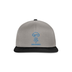 Keep calm and stay ORGanized - Snapback Cap