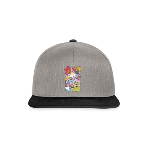 bobby land - Casquette snapback