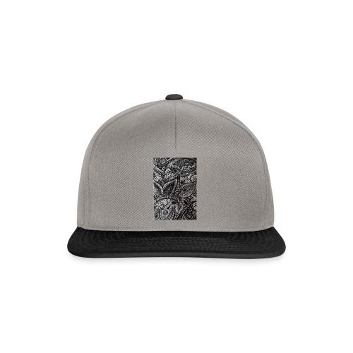 henna - Snapback Cap