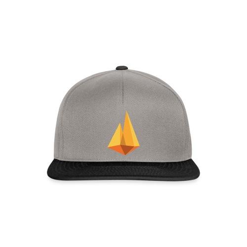 Kampvuur logo - Snapback cap