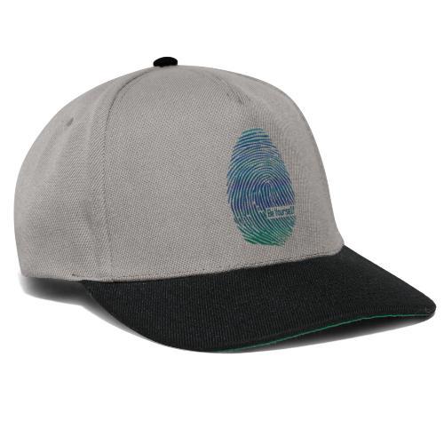 fingerprint1 - Snapback Cap