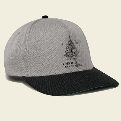 Christkind kommt - Snapback Cap