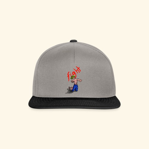 FIGHT - Gorra Snapback