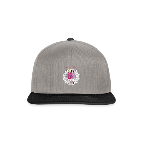 the best girlfriend Beste Freunde - Snapback Cap